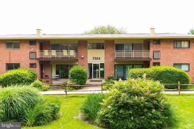 7324 Lee Highway #201, FALLS CHURCH, VA 22046 (#VAFX1150954) :: Debbie Dogrul Associates - Long and Foster Real Estate