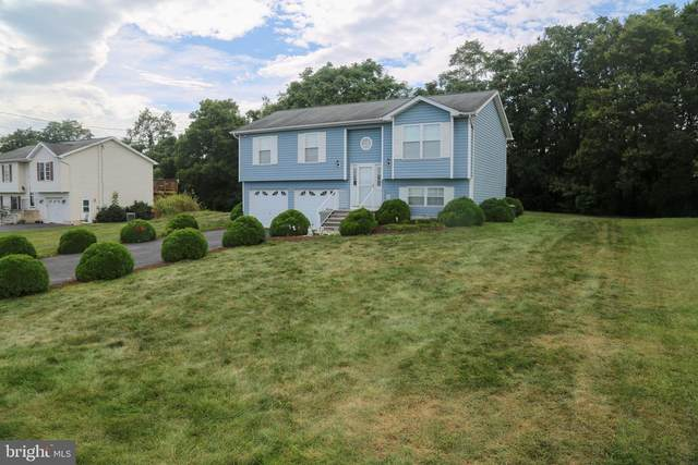 282 Wendover Dr, BUNKER HILL, WV 25413 (#WVBE179892) :: Ultimate Selling Team