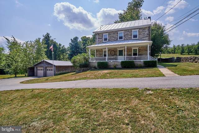 243 Peach Glen Road, GARDNERS, PA 17324 (#PACB127248) :: TeamPete Realty Services, Inc
