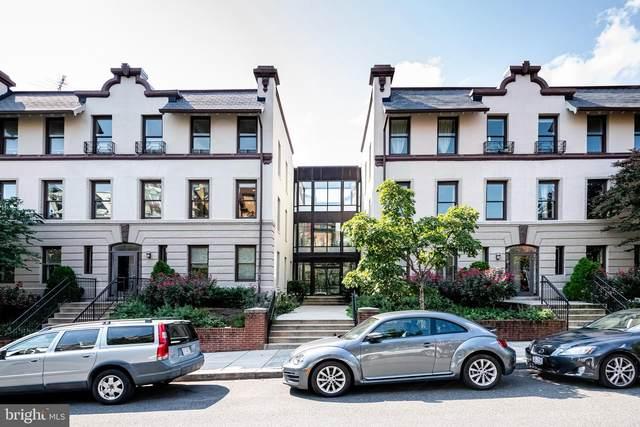 1840 Vernon Street NW #104, WASHINGTON, DC 20009 (#DCDC483830) :: CENTURY 21 Core Partners
