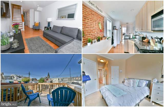 26 S Castle Street, BALTIMORE, MD 21231 (#MDBA522006) :: Blackwell Real Estate