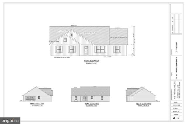 Lot 31 Fairway Drive, ASHLAND, PA 17921 (#PASK132126) :: Certificate Homes