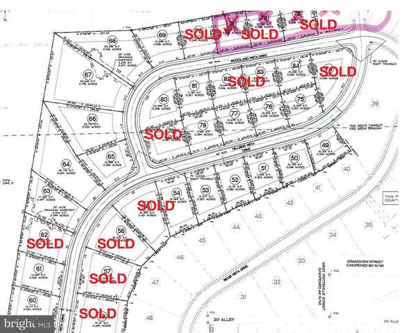 Lot 80 Woodland Vista Dr., PINE GROVE, PA 17963 (#PASK132128) :: Give Back Team