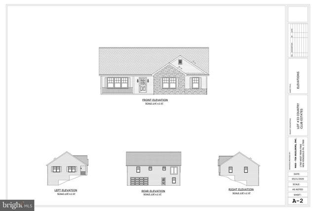 Lot 33 Fairway Drive, ASHLAND, PA 17921 (#PASK132132) :: Certificate Homes
