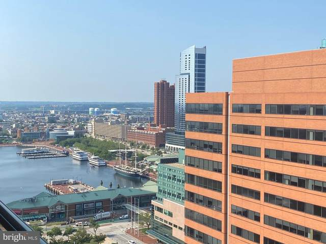414 Water Street #2304, BALTIMORE, MD 21202 (#MDBA522018) :: The Putnam Group