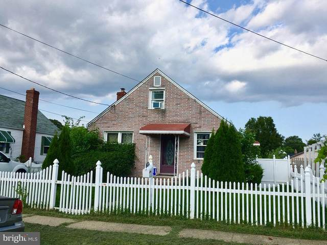 413 S Taylor Avenue, ESSEX, MD 21221 (#MDBC504482) :: The Redux Group