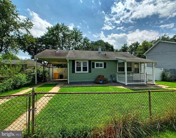 703 Washington Avenue, GLEN BURNIE, MD 21060 (#MDAA444684) :: Pearson Smith Realty
