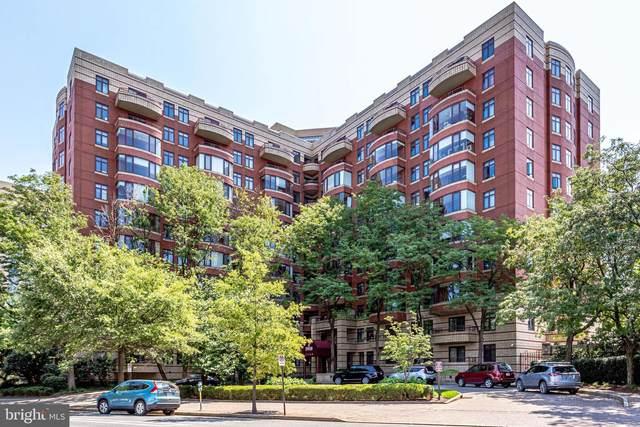 2400 Clarendon Boulevard Ph10, ARLINGTON, VA 22201 (#VAAR168508) :: Debbie Dogrul Associates - Long and Foster Real Estate