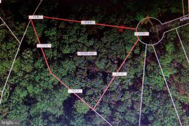 Lot 35 Arthur Court, MONTROSS, VA 22520 (#VAWE116996) :: Better Homes Realty Signature Properties