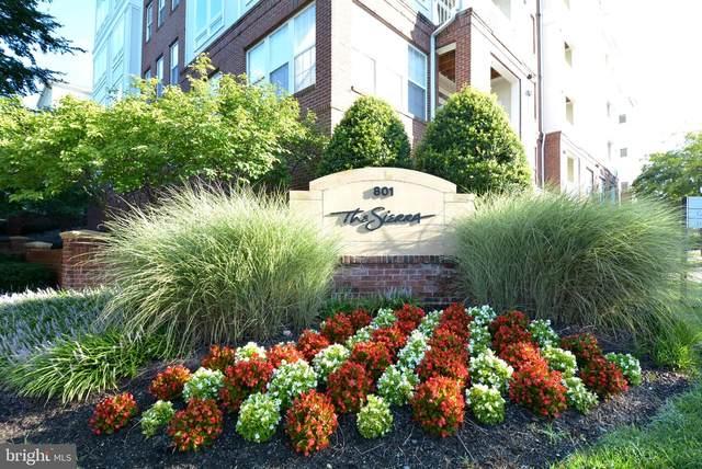 801 S Greenbrier Street #402, ARLINGTON, VA 22204 (#VAAR168512) :: Crossman & Co. Real Estate