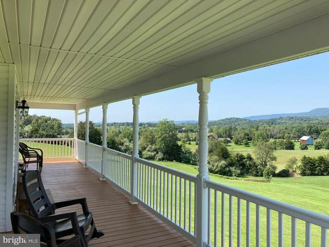 8274 Back Road, MAURERTOWN, VA 22644 (#VASH120124) :: Jennifer Mack Properties