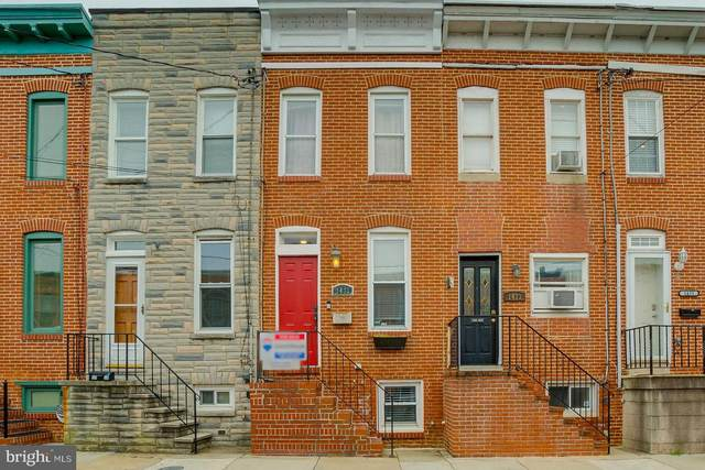 1431 Haubert Street, BALTIMORE, MD 21230 (#MDBA522062) :: AJ Team Realty