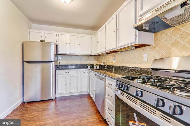 200 N Maple Avenue #502, FALLS CHURCH, VA 22046 (#VAFA111492) :: Debbie Dogrul Associates - Long and Foster Real Estate