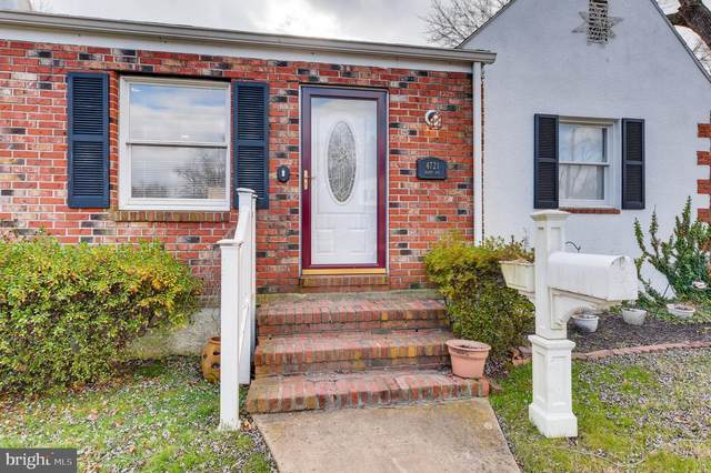 4721 Raspe Avenue, BALTIMORE, MD 21206 (#MDBC504516) :: Gail Nyman Group