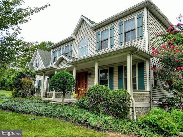 555 Harvest Lane, MECHANICSBURG, PA 17055 (#PACB127278) :: Iron Valley Real Estate