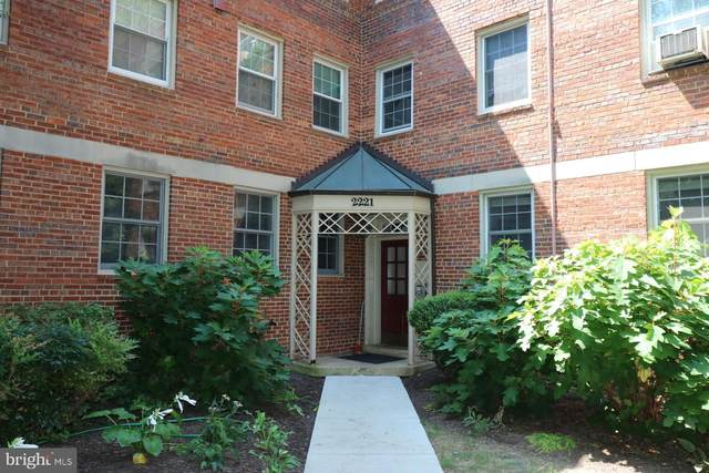 2221 Washington Avenue #301, SILVER SPRING, MD 20910 (#MDMC722912) :: Certificate Homes