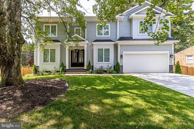 600 Tazewell Road NW, VIENNA, VA 22180 (#VAFX1151174) :: John Lesniewski   RE/MAX United Real Estate