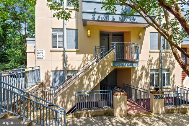 6335 Stevenson Avenue C, ALEXANDRIA, VA 22304 (#VAAX250246) :: Jennifer Mack Properties