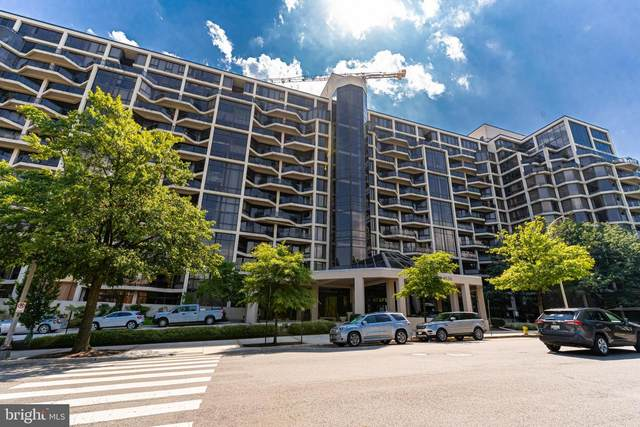 1530 Key Boulevard #319, ARLINGTON, VA 22209 (#VAAR168566) :: Advon Group