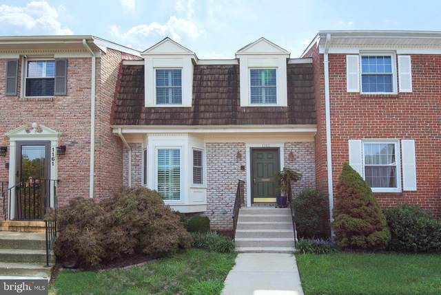 1163 Jeffrey Drive, CROFTON, MD 21114 (#MDAA444754) :: AJ Team Realty