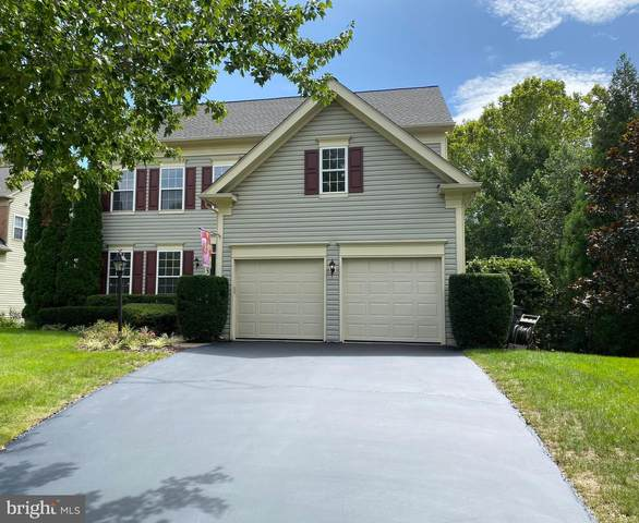 12283 Scotts Mill Drive, BRISTOW, VA 20136 (#VAPW503348) :: Debbie Dogrul Associates - Long and Foster Real Estate