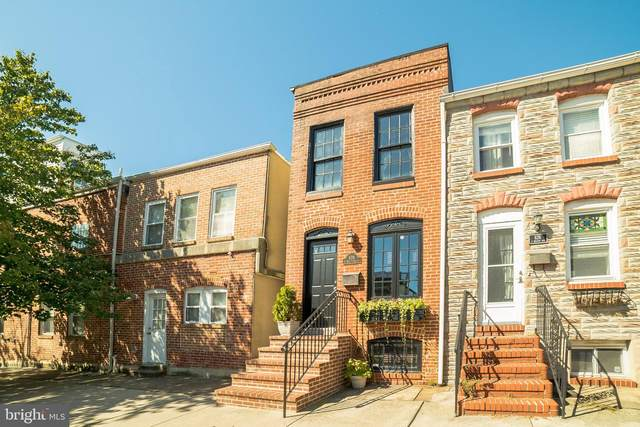 628 Milton Avenue S, BALTIMORE, MD 21224 (#MDBA522130) :: The Miller Team
