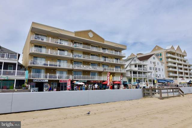 607 Atlantic Avenue #502, OCEAN CITY, MD 21842 (#MDWO116346) :: Jennifer Mack Properties