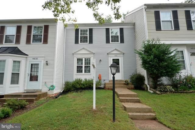 14818 Lynhodge Court, CENTREVILLE, VA 20120 (#VAFX1151300) :: Debbie Dogrul Associates - Long and Foster Real Estate