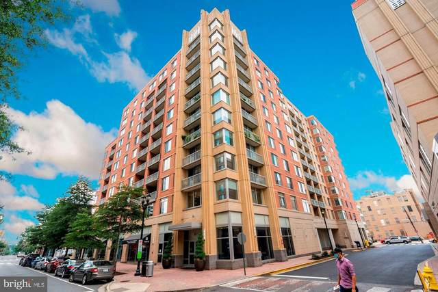 1020 N Highland Street #320, ARLINGTON, VA 22201 (#VAAR168590) :: The Putnam Group
