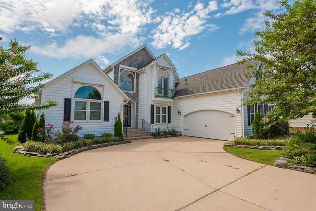 4 Leigh Drive, OCEAN PINES, MD 21811 (#MDWO116352) :: Atlantic Shores Sotheby's International Realty