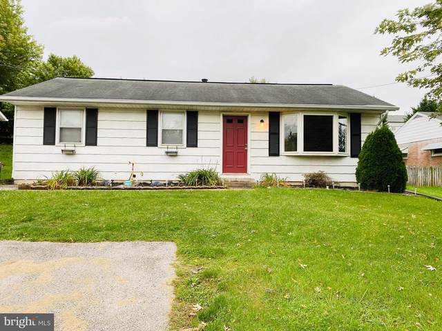 326 W High Street, RED LION, PA 17356 (#PAYK144270) :: The Heather Neidlinger Team With Berkshire Hathaway HomeServices Homesale Realty