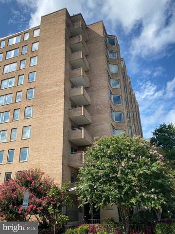 2800 Wisconsin Avenue NW #702, WASHINGTON, DC 20007 (#DCDC484126) :: Jennifer Mack Properties