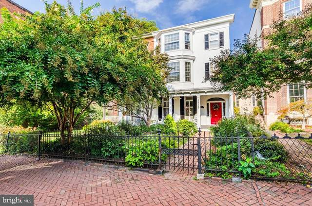 1419 Eutaw Place, BALTIMORE, MD 21217 (#MDBA522170) :: Jennifer Mack Properties