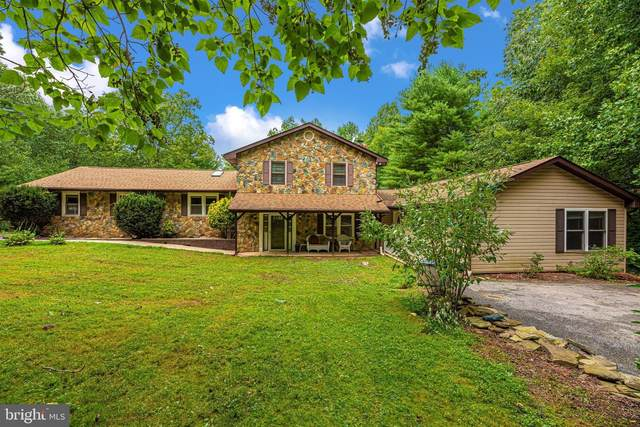14106 Harrisville Road, MOUNT AIRY, MD 21771 (#MDFR269994) :: The Licata Group/Keller Williams Realty