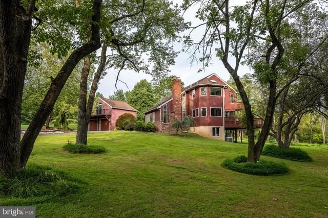 947 Mount Eyre Road, WASHINGTON CROSSING, PA 18977 (#PABU505500) :: Linda Dale Real Estate Experts