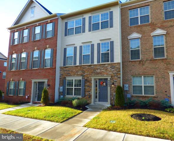 9802 Smithview Place, LANHAM, MD 20706 (#MDPG579316) :: Advon Group