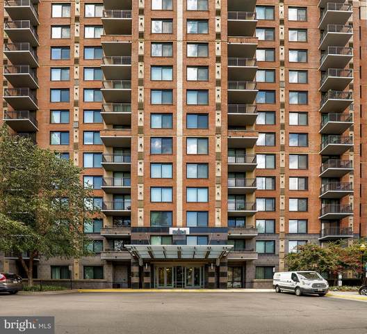 2451 Midtown Avenue #1009, ALEXANDRIA, VA 22303 (#VAFX1151418) :: The Riffle Group of Keller Williams Select Realtors