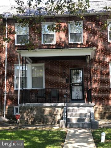 3724 Columbus Drive, BALTIMORE, MD 21215 (#MDBA522186) :: The Miller Team