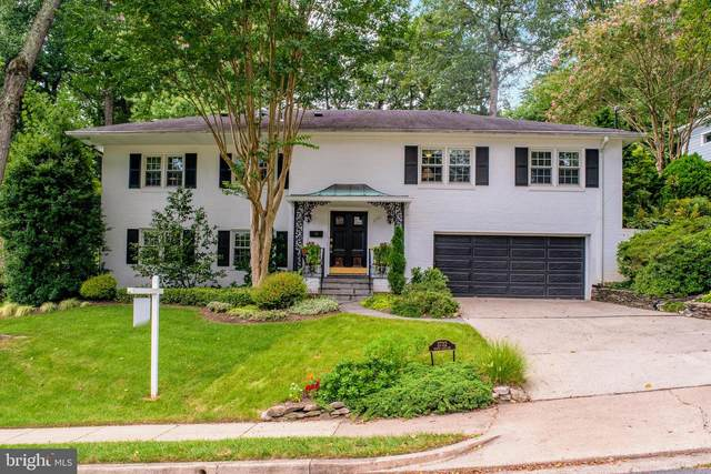 3732 N Oakland Street, ARLINGTON, VA 22207 (#VAAR168630) :: Debbie Dogrul Associates - Long and Foster Real Estate