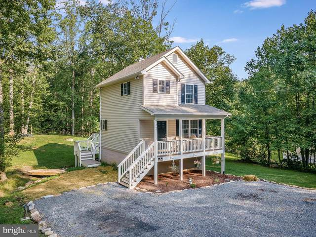 717 Fawn Drive, WINCHESTER, VA 22602 (#VAFV159466) :: Debbie Dogrul Associates - Long and Foster Real Estate