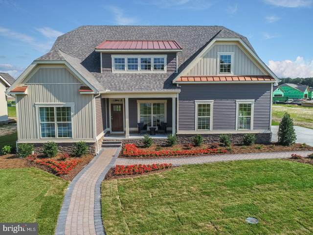 Lot 27 Pebble Dr, DAGSBORO, DE 19939 (#DESU167868) :: CoastLine Realty
