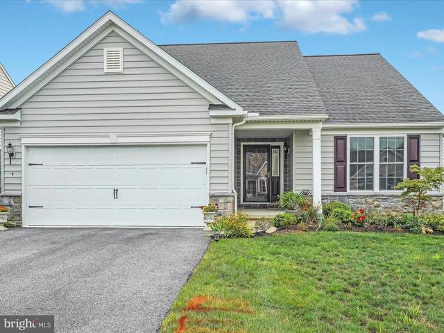 4 Sweet Birch Lane, GORDONVILLE, PA 17529 (#PALA169180) :: The Heather Neidlinger Team With Berkshire Hathaway HomeServices Homesale Realty