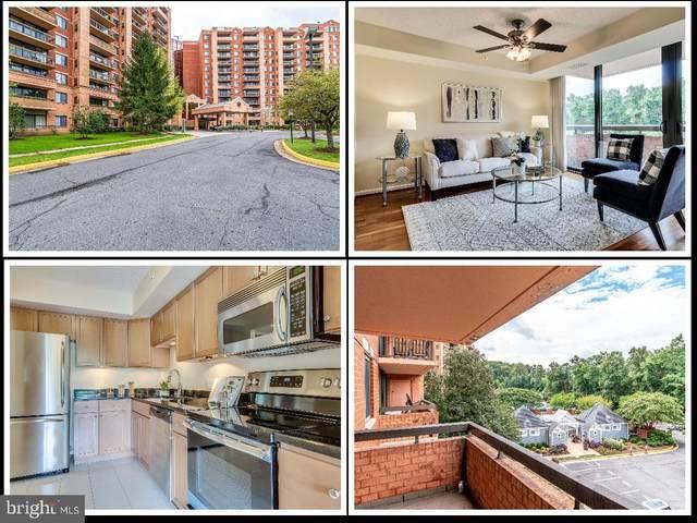 2230 George C Marshall Drive #607, FALLS CHURCH, VA 22043 (#VAFX1151538) :: Debbie Dogrul Associates - Long and Foster Real Estate