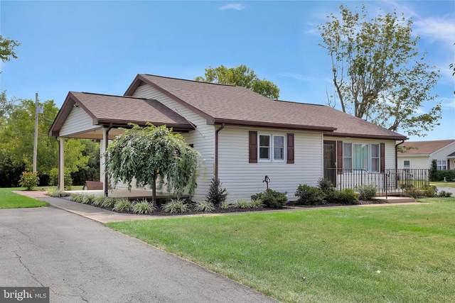84 Neptune Way, BUNKER HILL, WV 25413 (#WVBE179948) :: SURE Sales Group