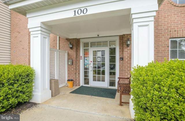 100 Watkins Pond Boulevard 2-105, ROCKVILLE, MD 20850 (#MDMC723186) :: The Riffle Group of Keller Williams Select Realtors