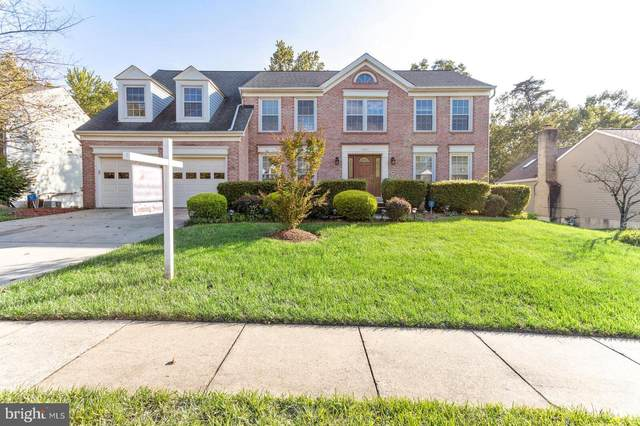 13431 Marble Rock Drive, CHANTILLY, VA 20151 (#VAFX1151560) :: EXP Realty
