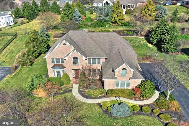 935 Wyndsong Drive, YORK, PA 17403 (#PAYK144338) :: Liz Hamberger Real Estate Team of KW Keystone Realty
