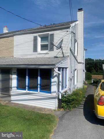 589 State Street, MERTZTOWN, PA 19539 (#PABK363140) :: ExecuHome Realty