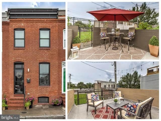 1123 Haubert Street, BALTIMORE, MD 21230 (#MDBA522286) :: Crossman & Co. Real Estate