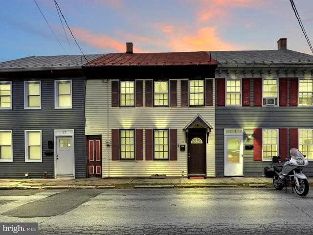 19 W Green Street, MECHANICSBURG, PA 17055 (#PACB127372) :: The Joy Daniels Real Estate Group